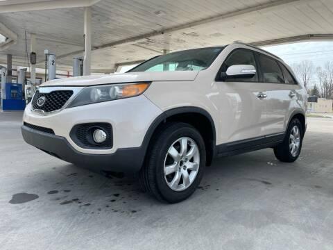 2011 Kia Sorento for sale at JE Auto Sales LLC in Indianapolis IN