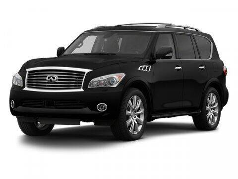 2013 Infiniti QX56 for sale at Stephen Wade Pre-Owned Supercenter in Saint George UT