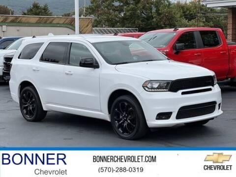 2020 Dodge Durango for sale at Bonner Chevrolet in Kingston PA