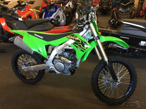 2021 Kawasaki KX250F for sale at ROUTE 3A MOTORS INC in North Chelmsford MA