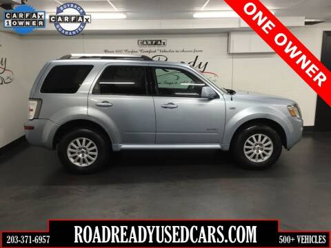 2008 Mercury Mariner for sale at Road Ready Used Cars in Ansonia CT