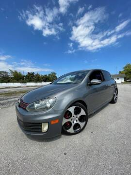 2012 Volkswagen GTI for sale at Easy Finance Motors in West Park FL