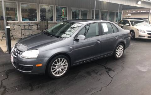 2008 Volkswagen Jetta for sale at County Seat Motors in Union MO