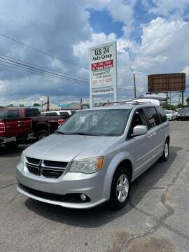 2011 Dodge Grand Caravan for sale at US 24 Auto Group in Redford MI