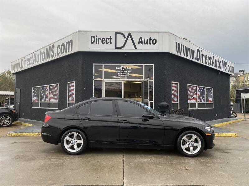 2015 BMW 3 Series for sale at Direct Auto in D'Iberville MS