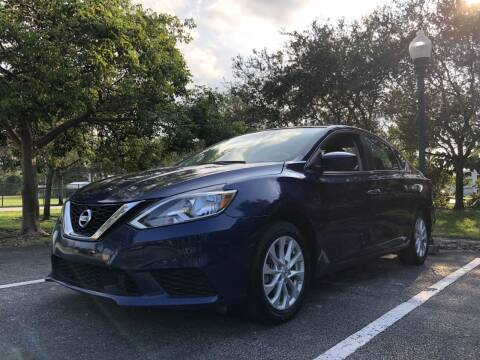 2019 Nissan Sentra for sale at Auto Direct of South Broward in Miramar FL