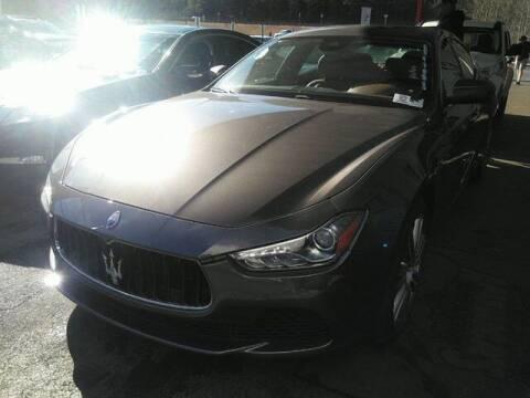 2017 Maserati Ghibli for sale at Tim Short Auto Mall in Corbin KY