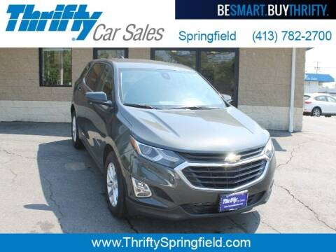 2020 Chevrolet Equinox for sale at Thrifty Car Sales Springfield in Springfield MA