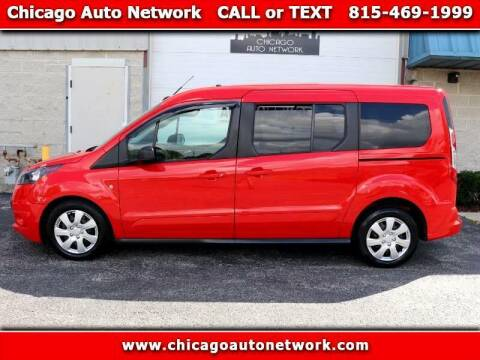 2015 Ford Transit Connect Wagon for sale at Chicago Auto Network in Mokena IL