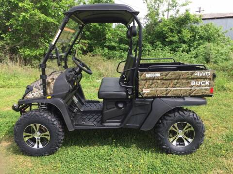 2019 Massimo BUCK 400 for sale at JENTSCH MOTORS in Hearne TX