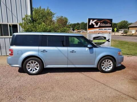 2009 Ford Flex for sale at KJ Automotive in Worthing SD