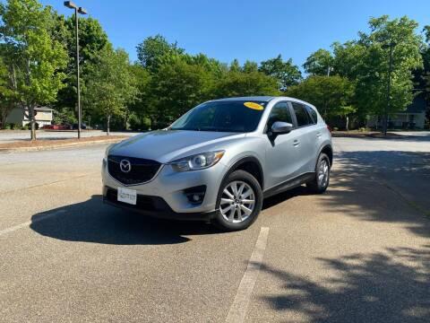 2016 Mazda CX-5 for sale at Uniworld Auto Sales LLC. in Greensboro NC