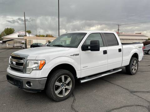2013 Ford F-150 for sale at Ultimate Auto Sales Of Orem in Orem UT