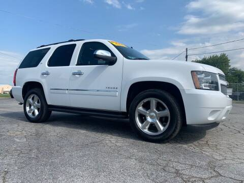 2013 Chevrolet Tahoe for sale at Access Auto Wholesale & Leasing in Lowell IN