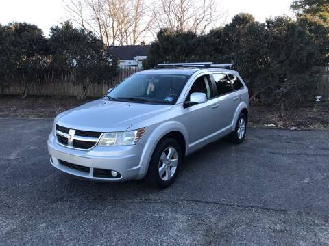 2010 Dodge Journey for sale at Elwan Motors in West Long Branch NJ