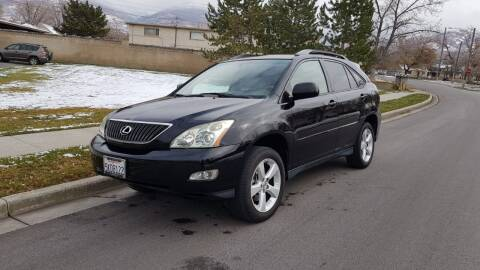 2005 Lexus RX 330 for sale at A.I. Monroe Auto Sales in Bountiful UT