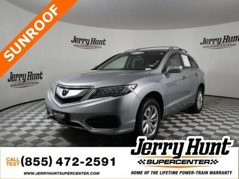 2017 Acura RDX for sale at Jerry Hunt Supercenter in Lexington NC