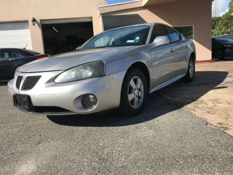 2008 Pontiac Grand Prix for sale at AutoVenture Sales And Rentals in Holly Hill FL