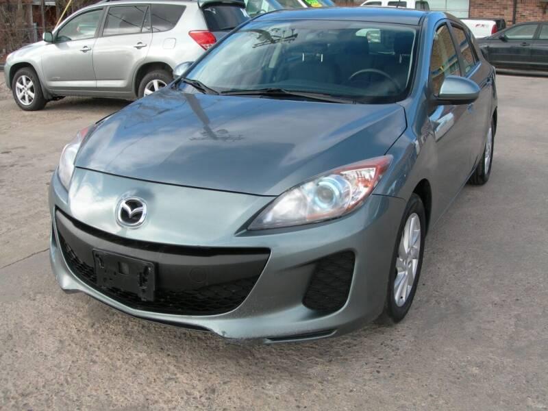 2012 Mazda MAZDA3 for sale at Springs Auto Sales in Colorado Springs CO