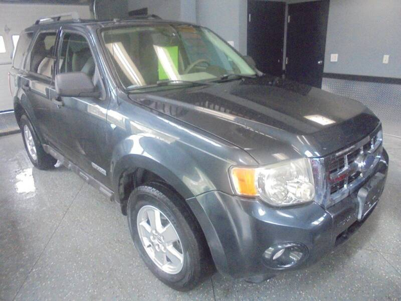 2008 Ford Escape for sale at Settle Auto Sales TAYLOR ST. in Fort Wayne IN