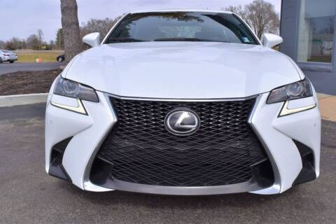 2016 Lexus GS 350 for sale at Heritage Automotive Sales in Columbus in Columbus IN