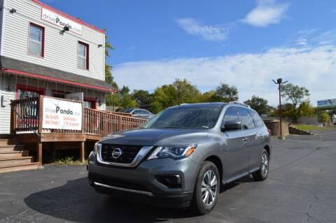 2020 Nissan Pathfinder for sale at DrivePanda.com Joliet in Joliet IL