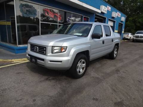 2008 Honda Ridgeline for sale at Drive Auto Sales & Service, LLC. in North Charleston SC