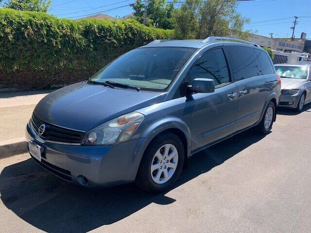 2008 Nissan Quest for sale in North Hollywood, CA