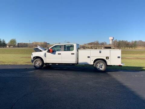 2018 Ford F-350 Super Duty for sale at B & W Auto in Campbellsville KY
