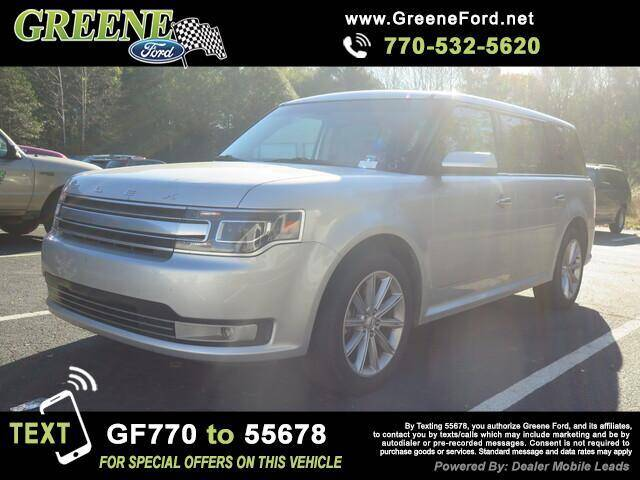 2019 Ford Flex for sale at NMI in Atlanta GA