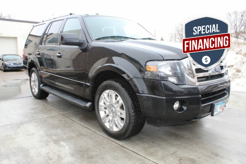 2011 Ford Expedition for sale at K & L Auto Sales in Saint Paul MN