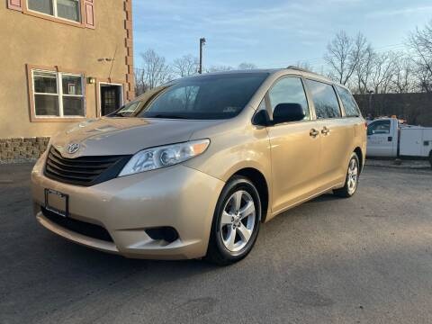 2011 Toyota Sienna for sale at Euro 1 Wholesale in Fords NJ