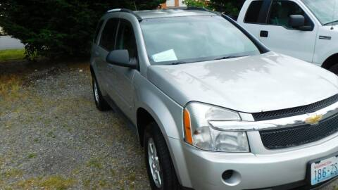 2008 Chevrolet Equinox for sale at M & M Auto Sales LLc in Olympia WA