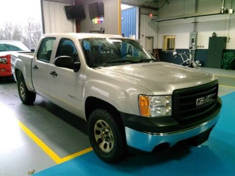 2008 GMC Sierra 1500 for sale at Plymouthe Motors in Leominster MA