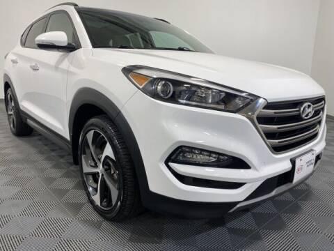 2016 Hyundai Tucson for sale at Renn Kirby Kia in Gettysburg PA