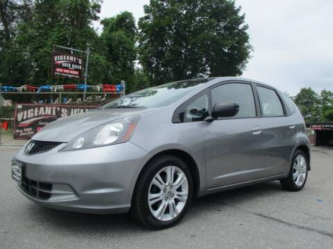 2010 Honda Fit for sale at Vigeants Auto Sales Inc in Lowell MA