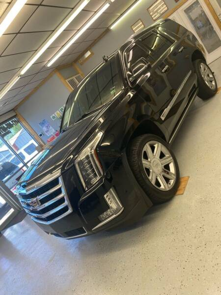 2017 Cadillac Escalade for sale at Car Barn of Springfield in Springfield MO