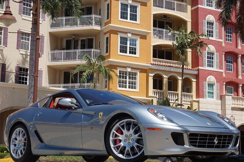 2007 Ferrari 599 for sale in Naples, FL