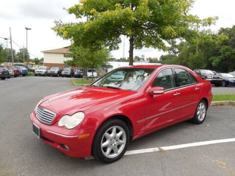2004 Mercedes-Benz C-Class for sale at Auto Bahn Motors in Winchester VA