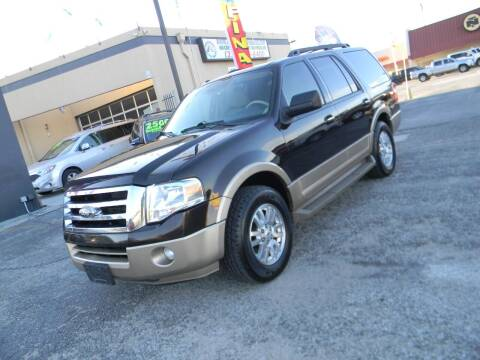 2013 Ford Expedition for sale at Meridian Auto Sales in San Antonio TX