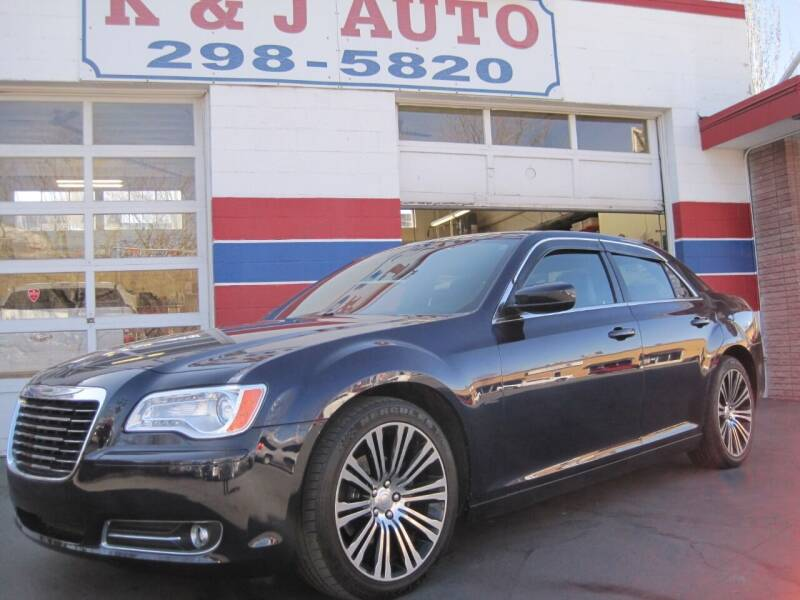 2013 Chrysler 300 for sale at K & J Auto Rent 2 Own in Bountiful UT