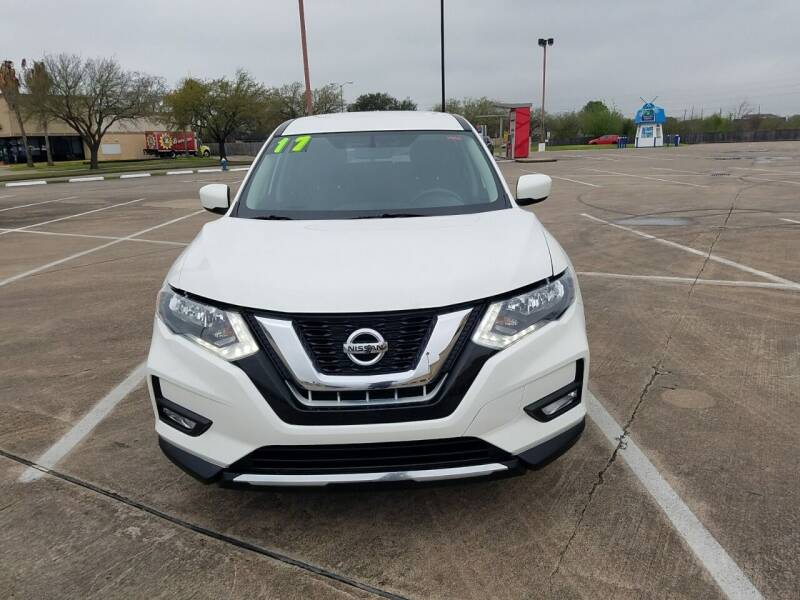 2017 Nissan Rogue for sale at Nation Auto Cars in Houston TX