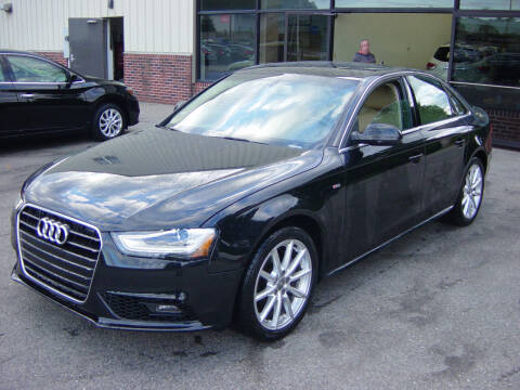 2014 Audi A4 for sale at North South Motorcars in Seabrook NH