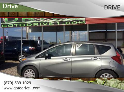2014 Nissan Versa Note for sale at Drive in Leachville AR