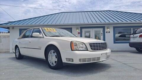2004 Cadillac DeVille for sale at Select Autos Inc in Fort Pierce FL