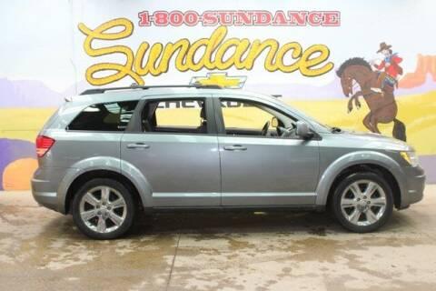 2010 Dodge Journey for sale at Sundance Chevrolet in Grand Ledge MI