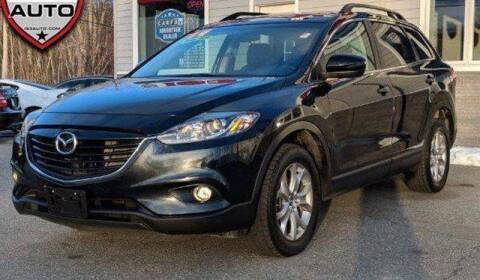 2014 Mazda CX-9 for sale at Top Line Import of Methuen in Methuen MA
