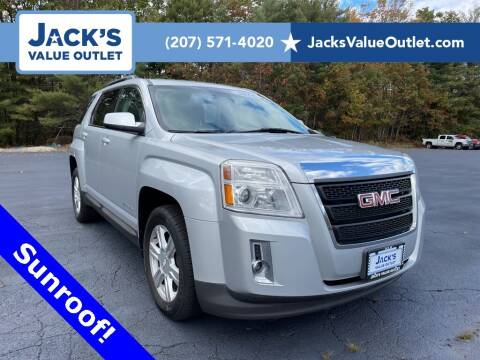 2014 GMC Terrain for sale at Jack's Value Outlet in Saco ME