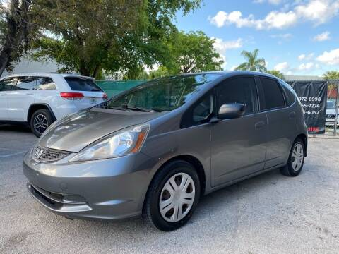 2011 Honda Fit for sale at Florida Automobile Outlet in Miami FL