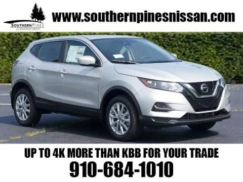 2021 Nissan Rogue Sport for sale at PHIL SMITH AUTOMOTIVE GROUP - Pinehurst Nissan Kia in Southern Pines NC